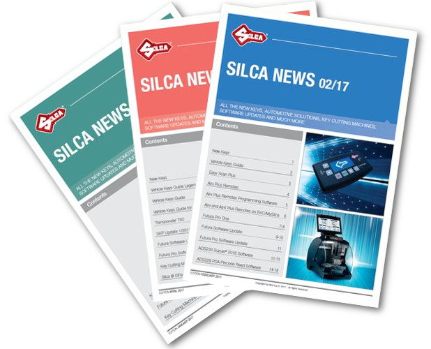 Silca News Bulletin