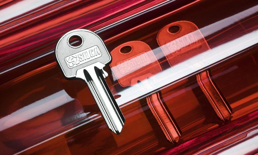 klíče Silca