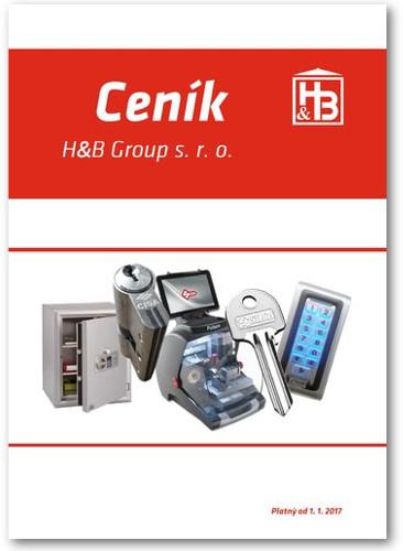 Ceník HB CZ