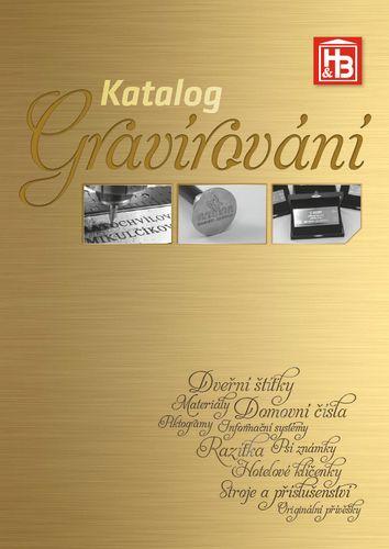 Katalog gravírování